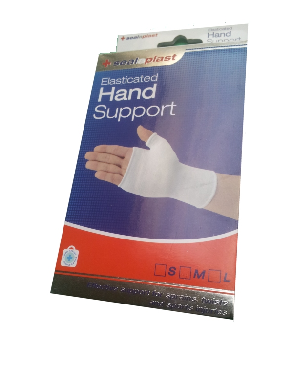 Sealaplast Elasticated Hand Support (Medium)