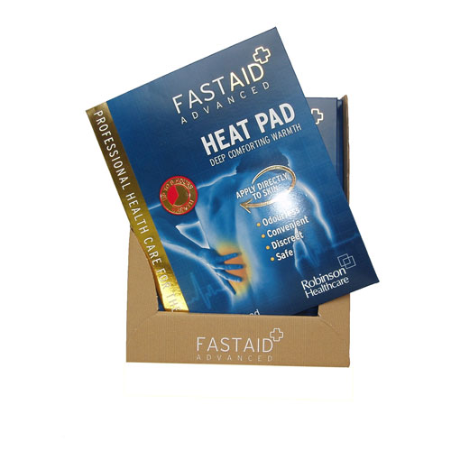FastAid Heat Pad
