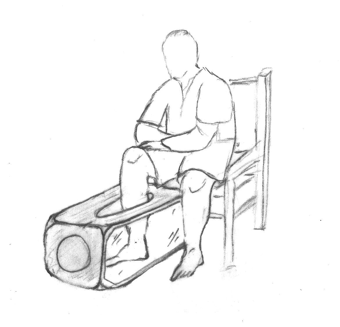 Folding Mirror Therapy Box (Arm/Foot/Ankle)